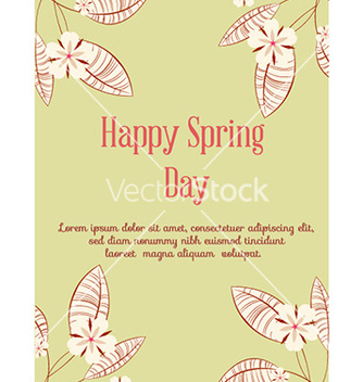 Free spring vector - Free vector #231639
