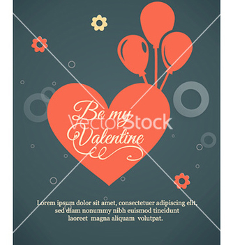 Free happy valentines day vector - vector #231759 gratis