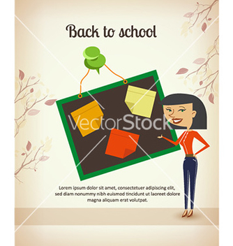 Free back to school vector - Kostenloses vector #231919
