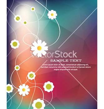 Free with abstract background vector - Kostenloses vector #232409