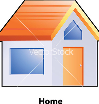 Free house icon vector - vector gratuit #232639