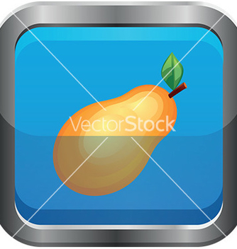 Free fruit icon vector - Free vector #232849