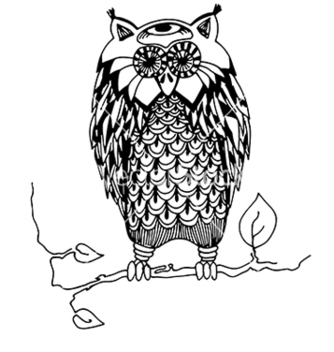 Free owl vector - Free vector #233039