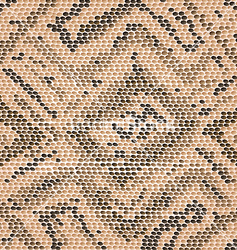 Free snake skin vector - Free vector #233889