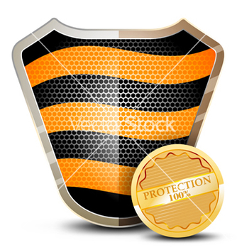 Free security shield concepts vector - Free vector #233979