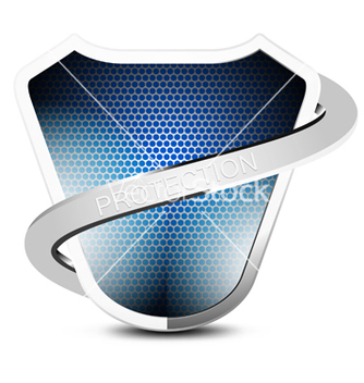 Free shield protection vector - vector #233989 gratis