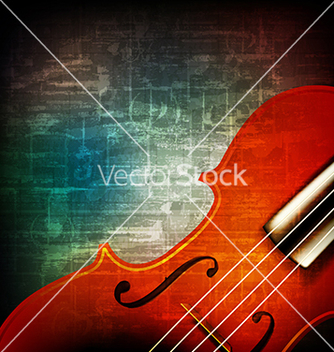 Free abstract music grunge vintage background with vector - vector #233999 gratis