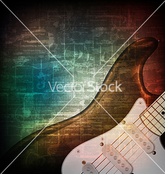 Free abstract music grunge vintage background with vector - Free vector #234019