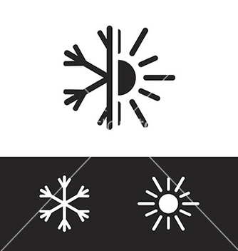 Free air conditioning icon in eps vector - vector #234339 gratis