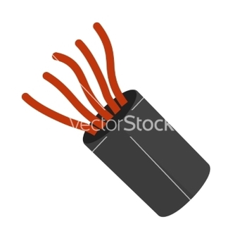 Free electric wires vector - бесплатный vector #234439