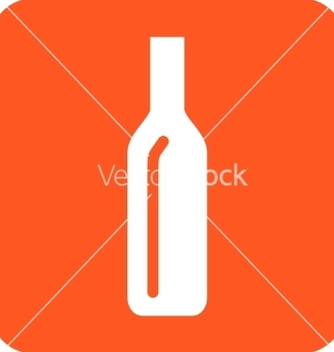 Free bottle vector - vector gratuit #234509