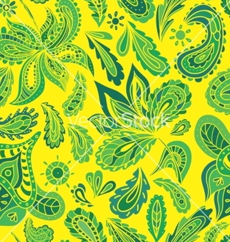 Free bright summer textile pattern vector - бесплатный vector #234889