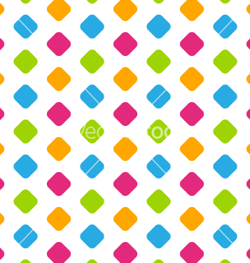 Free seamless geometric pattern colorful kid pattern vector - vector gratuit #235009