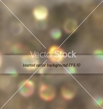 Free abstract bokeh background vector - Free vector #235419