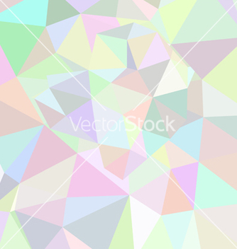 Free conception of triangle wallpaper easy usage vector - бесплатный vector #235959