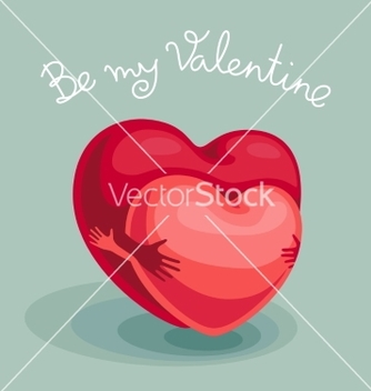 Free be my valentine vector - бесплатный vector #236169