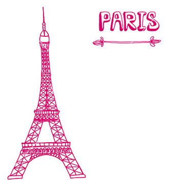 Free paris vector - бесплатный vector #236459