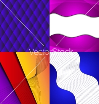 Free collection of abstract multicolored backgrounds vector - Kostenloses vector #236749