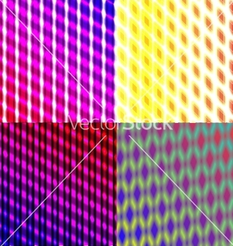 Free set of dark abstract spectrum background lines vector - vector gratuit #236769