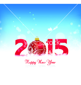 Free new years vector - Kostenloses vector #237009