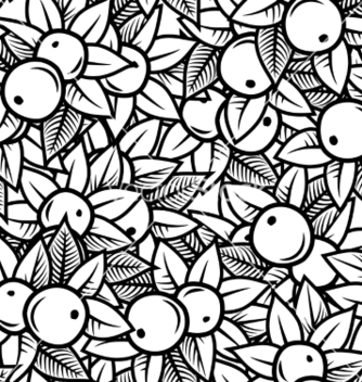 Free apple pattern vector - Free vector #237159