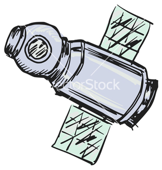 Free spacecraft vector - Free vector #237679