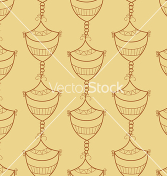 Free seamless pattern with design element vector - Free vector #237899