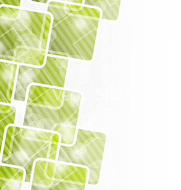 Free abstract banner with squares for design corporate vector - Free vector #238419