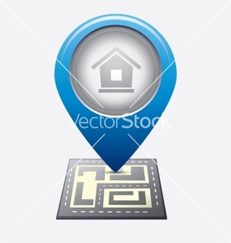Free city map vector - Kostenloses vector #238549