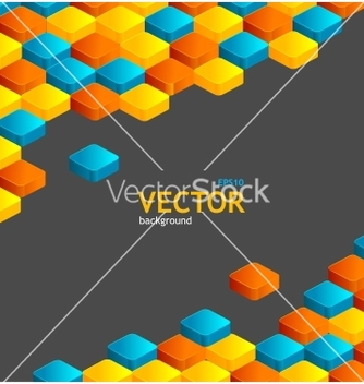 Free abstract geometric and text vector - Free vector #239199