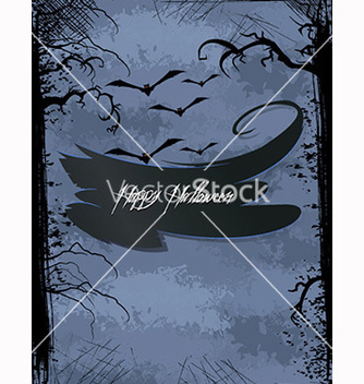 Free halloween background vector - Free vector #239889