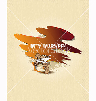 Free halloween background vector - бесплатный vector #239919