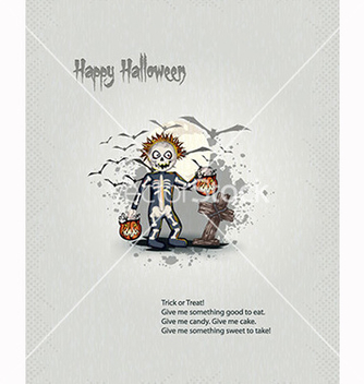 Free halloween background vector - Free vector #239939