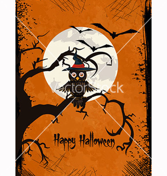 Free halloween background vector - Free vector #239959