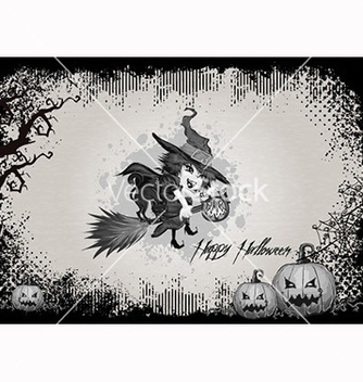 Free halloween background vector - Free vector #239979