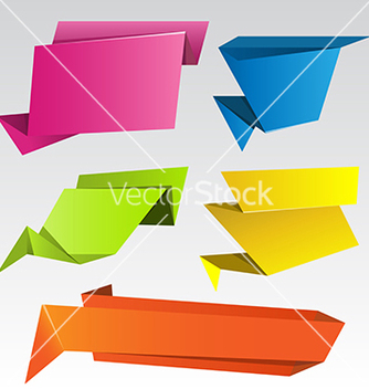 Free origami vector - Free vector #240039