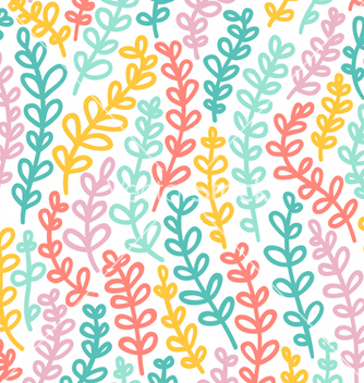 Free colorful bindweed pattern vector - Free vector #240169
