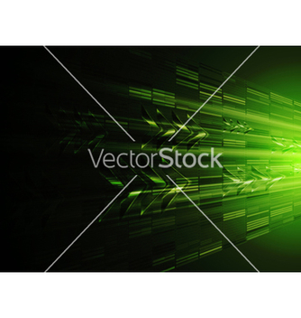 Free tech green motion design with arrows vector - vector #240719 gratis