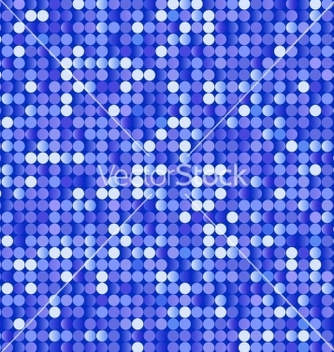 Free seamless background with shiny blue paillettes vector - бесплатный vector #241829