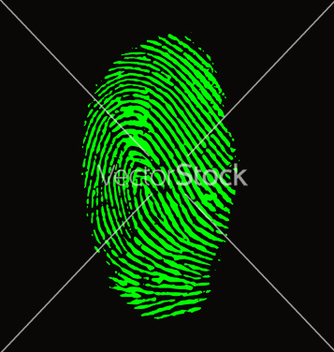 Free fingerprint vector - бесплатный vector #242239