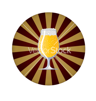 Free beer copy vector - vector gratuit #242329