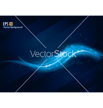 Free abstract blue background 2 vector - vector #242749 gratis