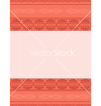 Free vintage invitation vector - бесплатный vector #242779