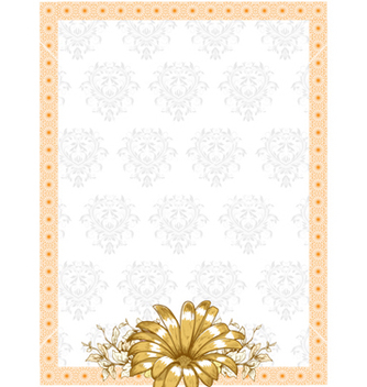Free frame with floral vector - бесплатный vector #242789