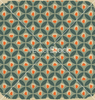 Free vintage ornament background vector - Free vector #243009