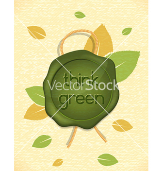 Free eco friendly design vector - vector #243519 gratis