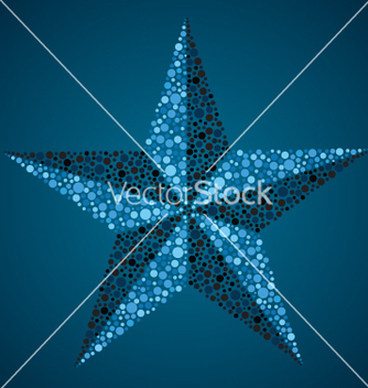 Free nautical star vector - vector gratuit #243849