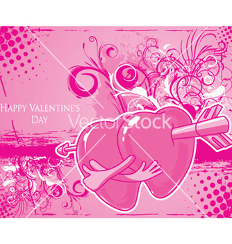 Free valentine background vector - Free vector #244819