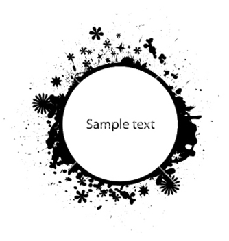 Free grunge frame vector - Free vector #245889
