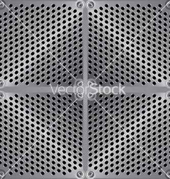 Free metal seamless background vector - Free vector #245959